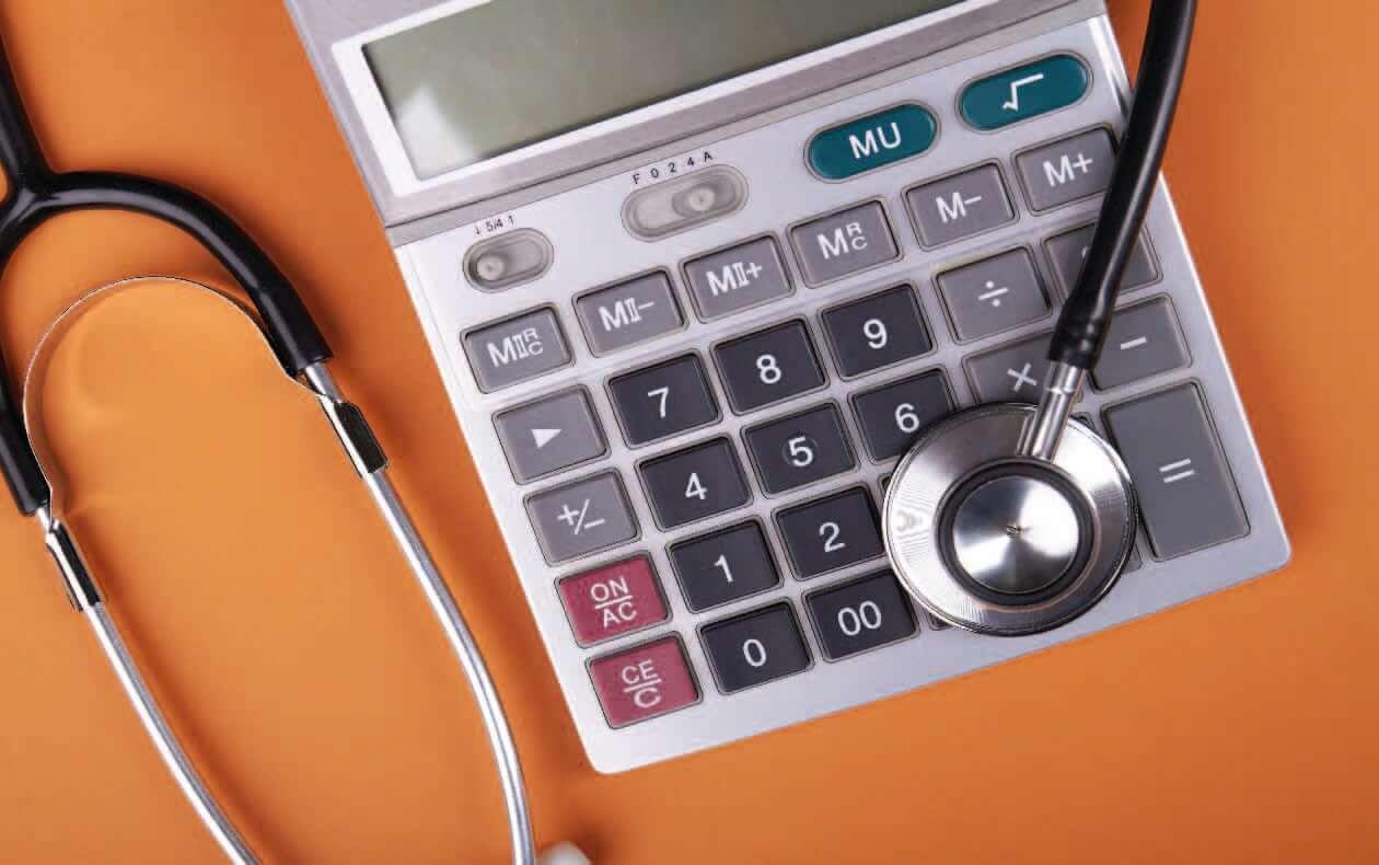 Calculadora gastos médicos