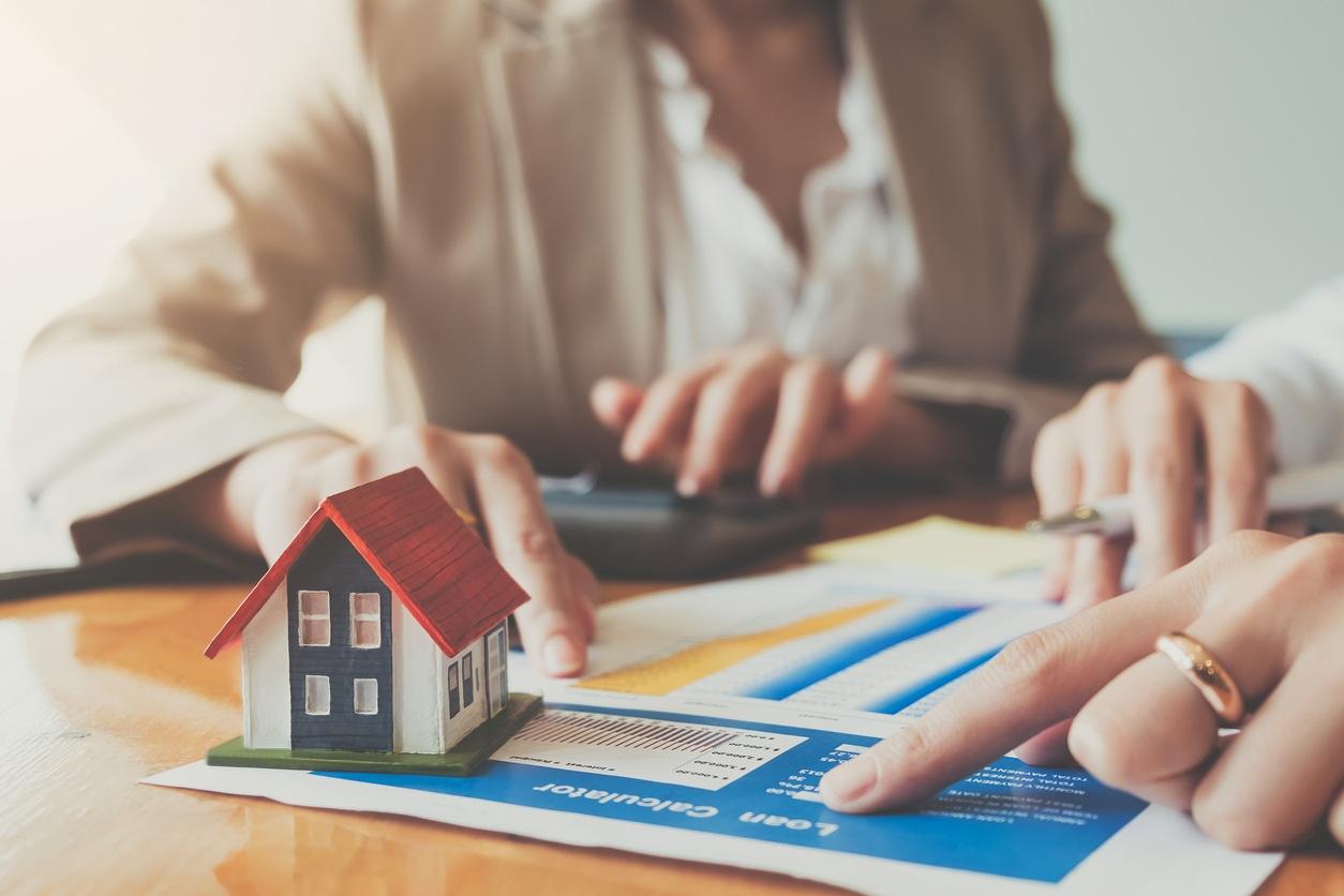 Maneras de hipotecar una casa