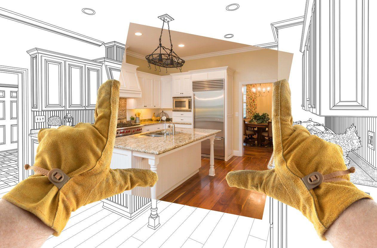Crédito hipotecario para remodelar vivienda