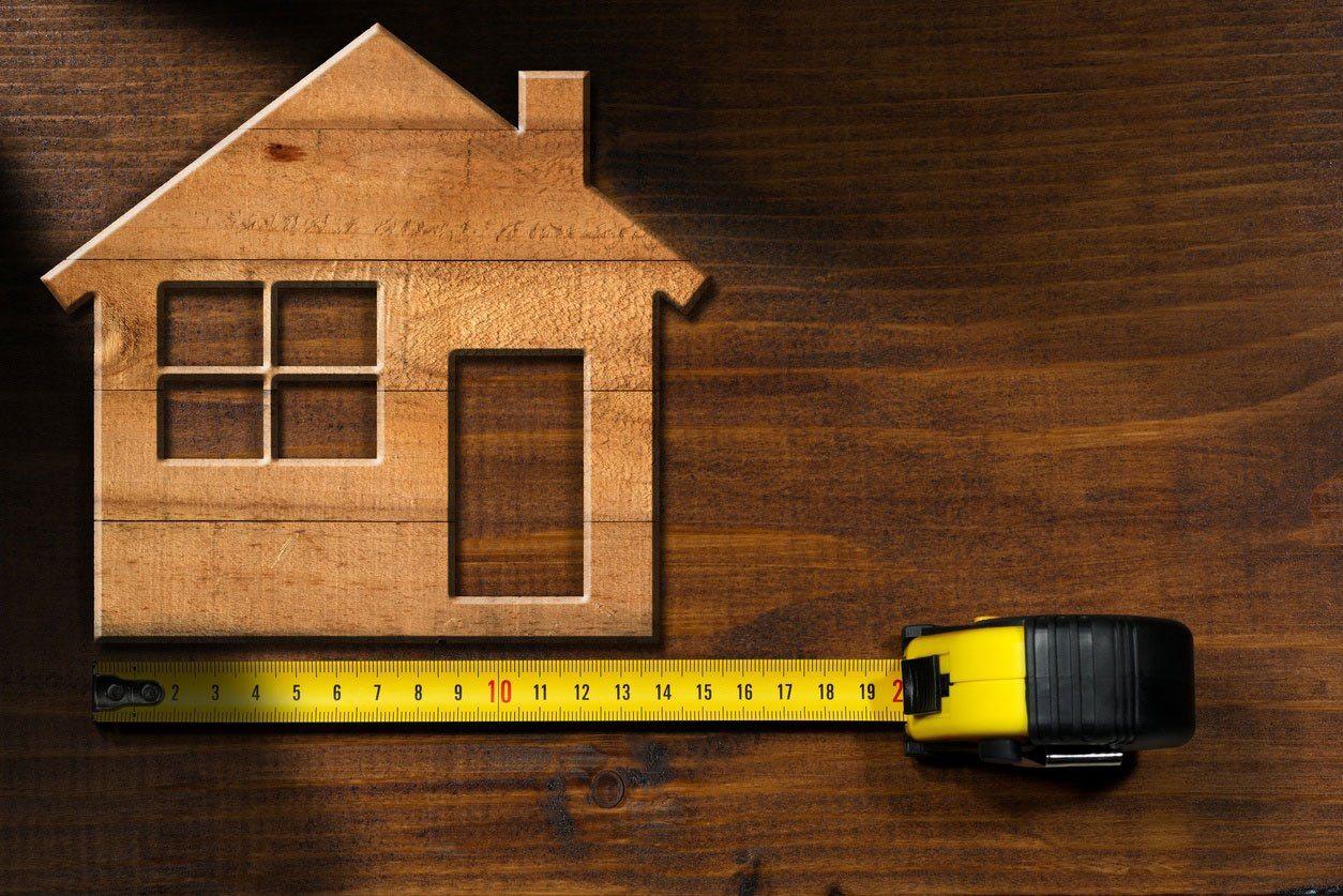 Superficie útil de una vivienda