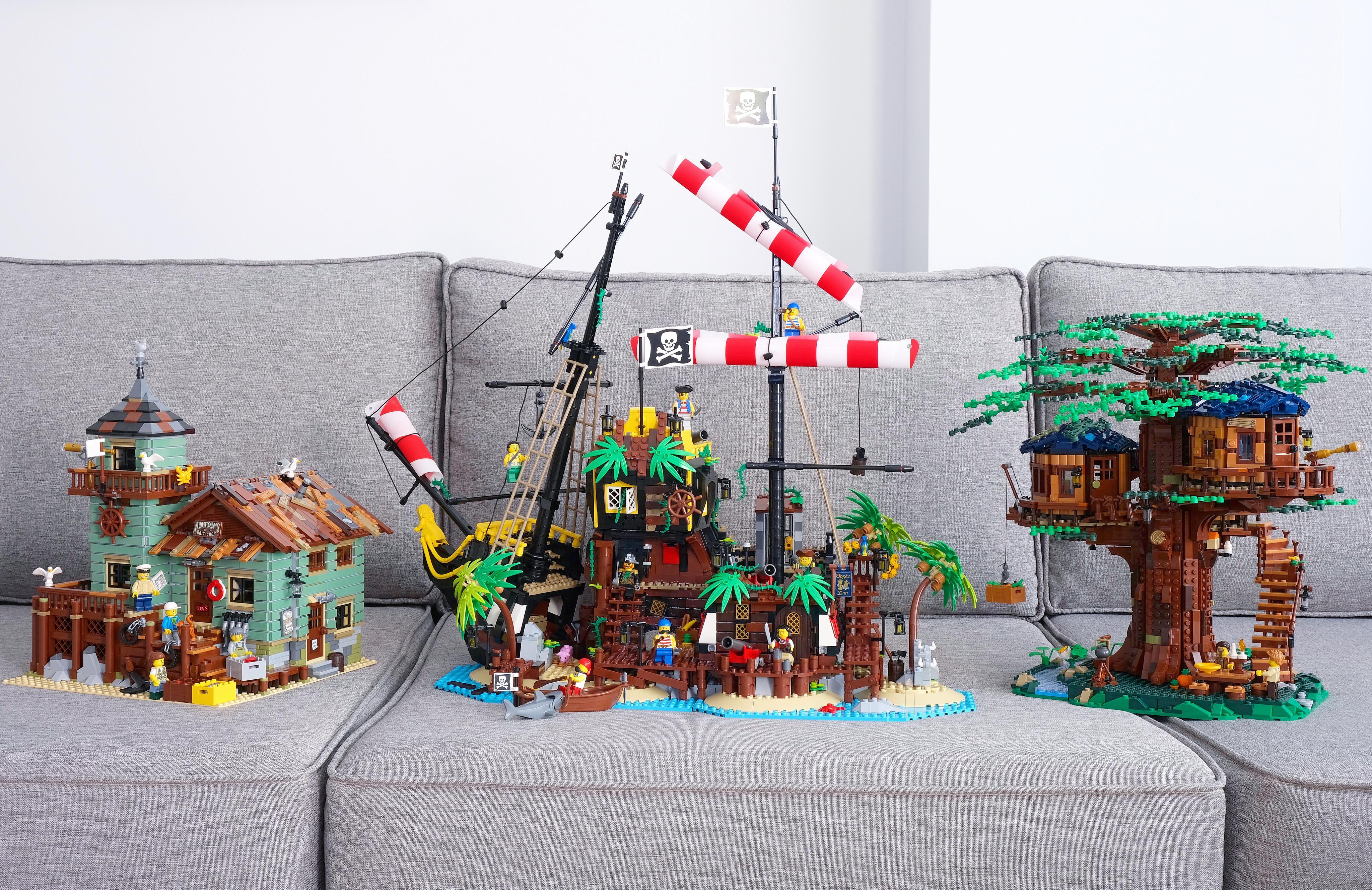 Amazing LEGO Ideas sets! : lego