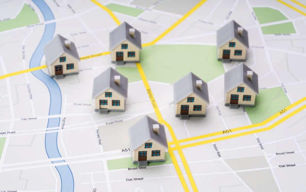 Invertir en bienes raíces portada