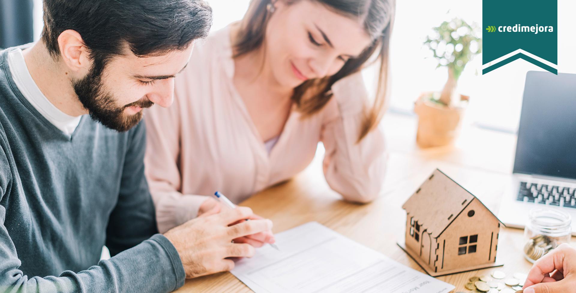 Cómo conseguir una mejora de hipoteca   Credimejora