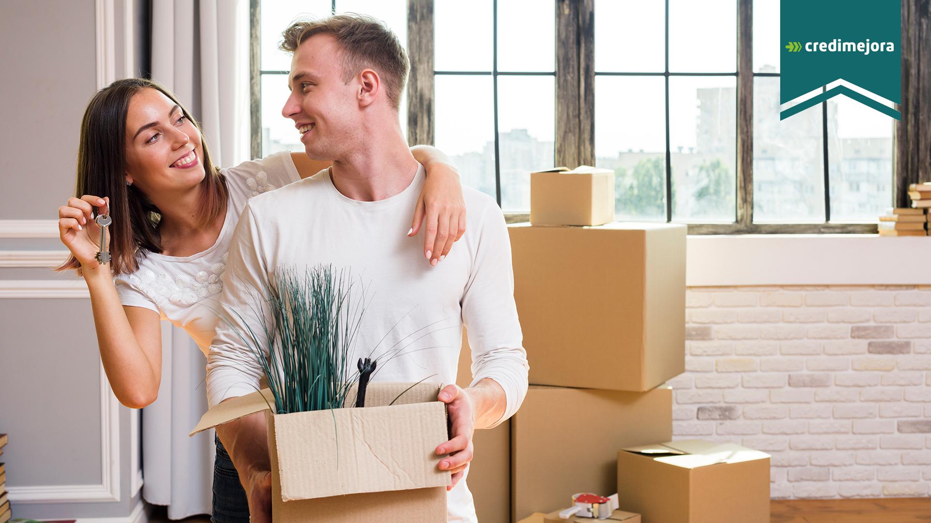 Consejos y beneficios de comprar una casa por primera vez | Credimejora